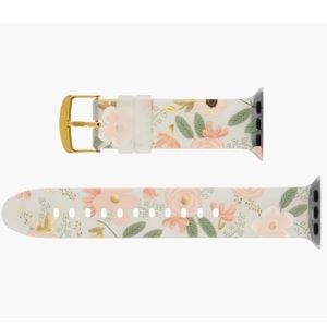 Rifle Paper Co. Wildflowers Apple Watch Band